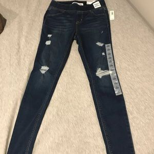NWT OLD NAVY ROCKSTAR jeggings size 4